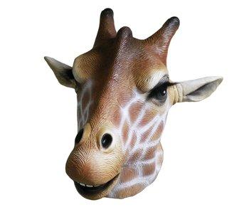 Giraffe masker - Deluxe