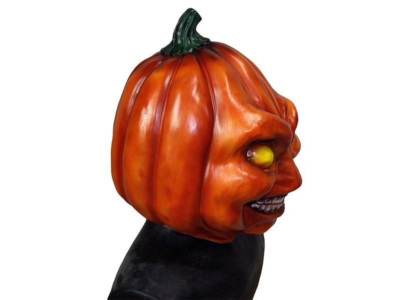Halloween masker Pompoen