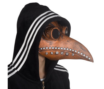 Snavel masker (Pestdokter) koperbruin