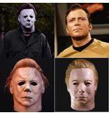 Captain Kirk masker (William Shatner) Star Trek / Michael Myers / Halloween
