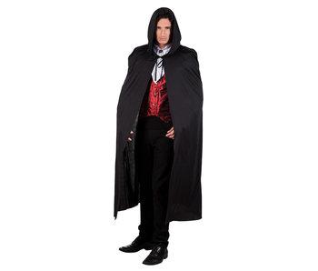 Dokter Pest cape (150 cm) zwart