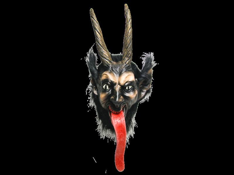 Krampus masker  Deluxe