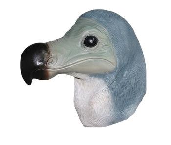Vogelmasker (Dodo) grijs
