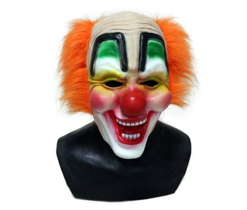 Shawn Crahan masker (Slipknot clown)