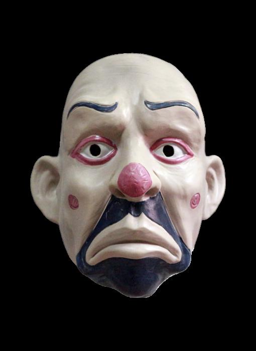 Bank Robber Joker Masker (Dark Knight)
