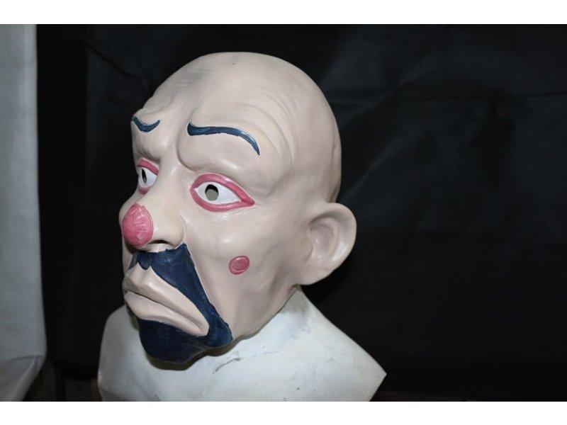 Bank Robber Joker Mask (Dark Knight)