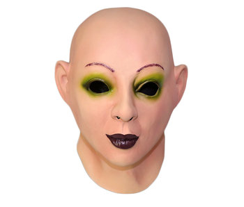 Transvestite mask (without hair)