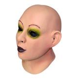 Travestiet masker (zonder haar)