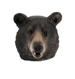 Beer masker (bruine grizzly)