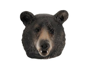 Bear mask (brown grizzly)