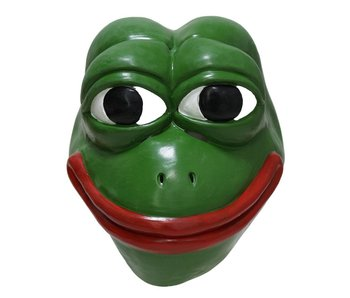 Pepe the Frog mask
