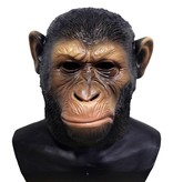 Apenmasker 'Ceasar' (Planet of the Apes) Chimpansee