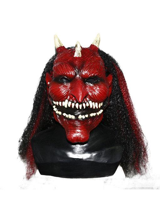 Japans Demon masker 'Oni'