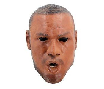 Shouting man mask