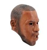 Man masker 'Lebron James' roepend (celebrity)