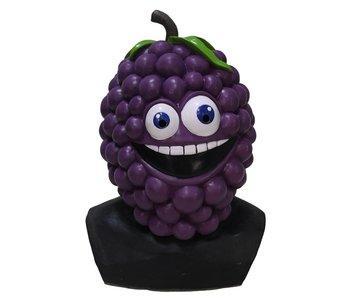 Grape mask (purple)
