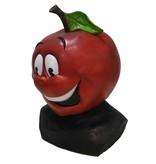 Appel masker (rood)