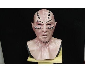 Demon Alien masker met borststuk