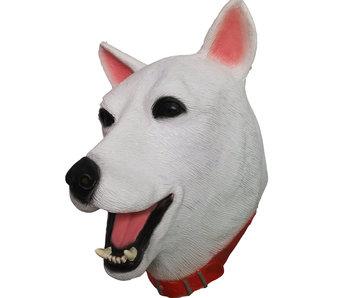 Dog Mask (White Swiss Shepherd Dog)
