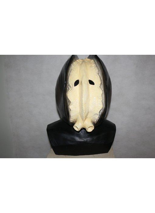 Oester/Schelp/mossel masker