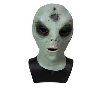 Classic Alien mask (green)