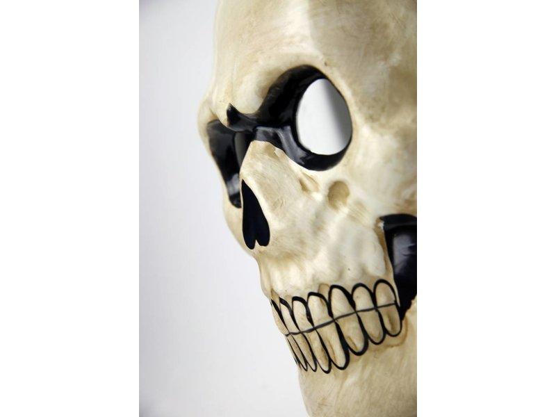 Mexicaans doodshoofd masker  'Día de Muertos'