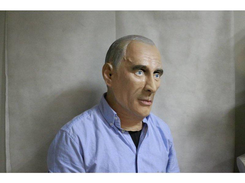 President Poetin masker
