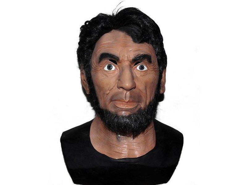 President Abraham Lincoln masker