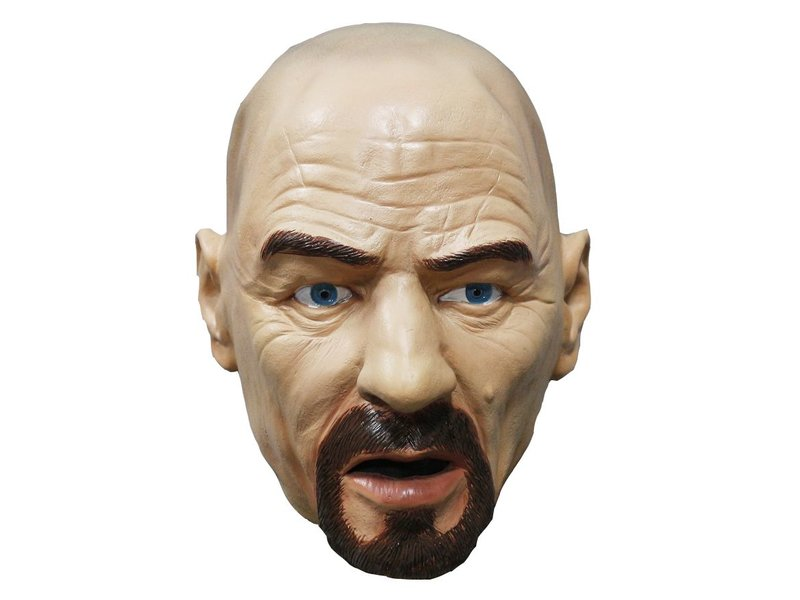 Walther White masker deluxe (Breaking Bad)
