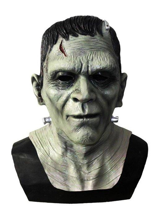 Frankenstein masker Deluxe