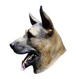 Hondenmasker Duitse herder