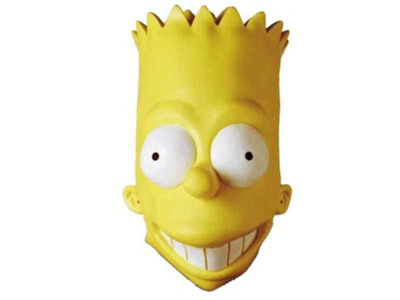 Bart Simpson masker (The Simpsons)