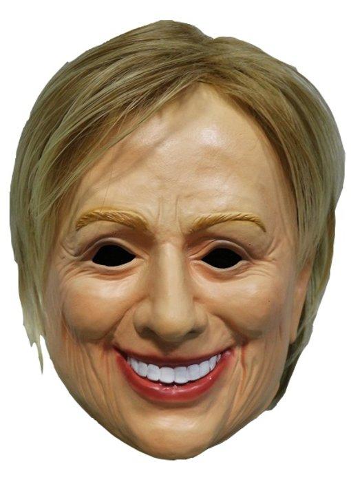 Hillary Clinton masker