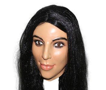 Kim Kardashian masker