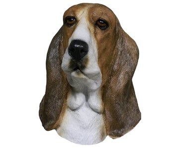 Dog mask 'Basset Hound'