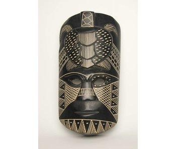 Tiki masker (40 cm)