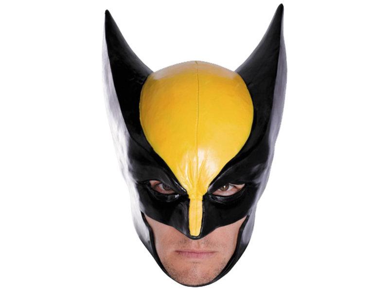 Latex Wolverine masker