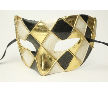 Venetiaans masker 'Vetro'