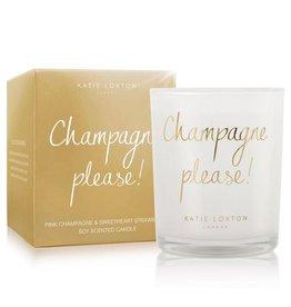 Katie Loxton Geurkaars 'Champagne Please'