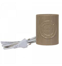 Bridgewater Elektrische wax burner taupe