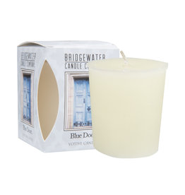 Bridgewater 15 hour Candle Blue Door