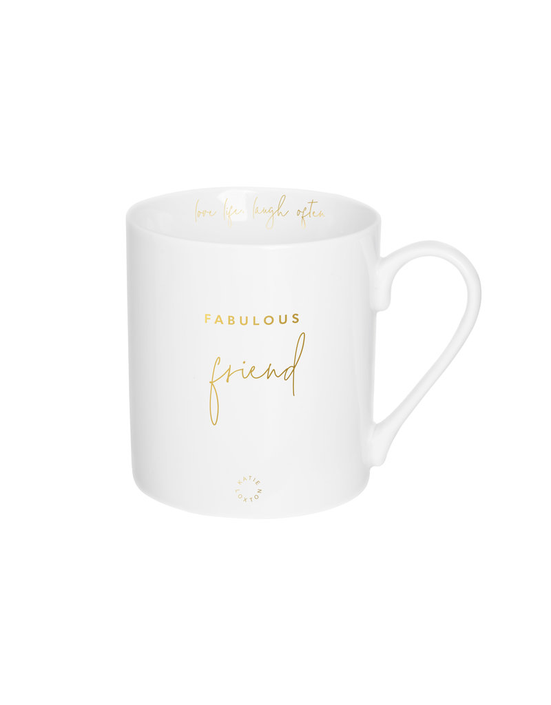 Katie Loxton Mok met quote in cadeauverpakking (div. quotes)