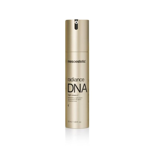 Mesoestetic Radiance DNA Night Cream - nachtcreme