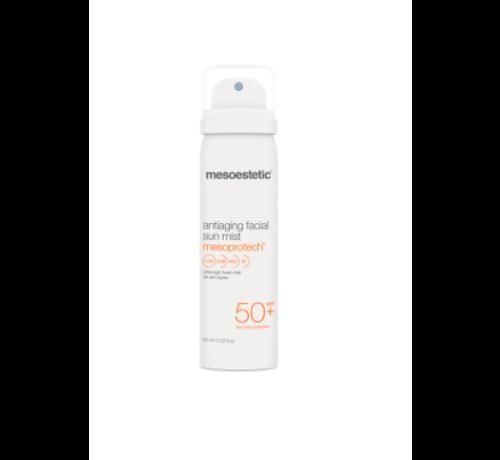 Mesoestetic Anti-aging Facial Sun Mist SPF50