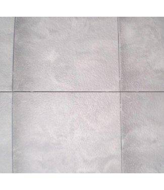 Z-Stone 60x60x4 Zilver/grijs genuanceerd