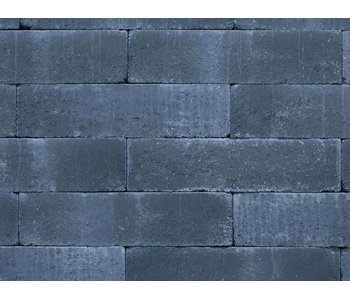 Wallblock old antraciet 30x10x12