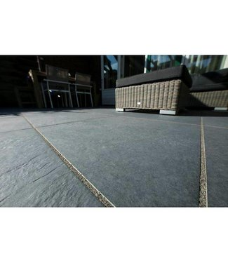 Lava Slate Geoceramica 80x80x4 cm