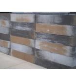 Wallblock New Texels Bont 60x12x12 cm