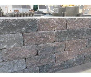 Wallblock Tumbled 30x12x12 Texels Bont