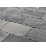 Abbeystones Getrommeld grijs/Zwart